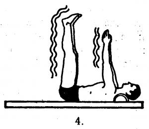Система Ниши: Упражнение для капилляров